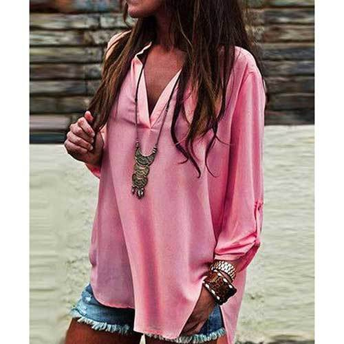 Pink Summer Outfits for Women