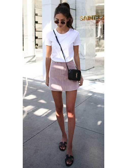 Summer Outfits with Sandals for Women