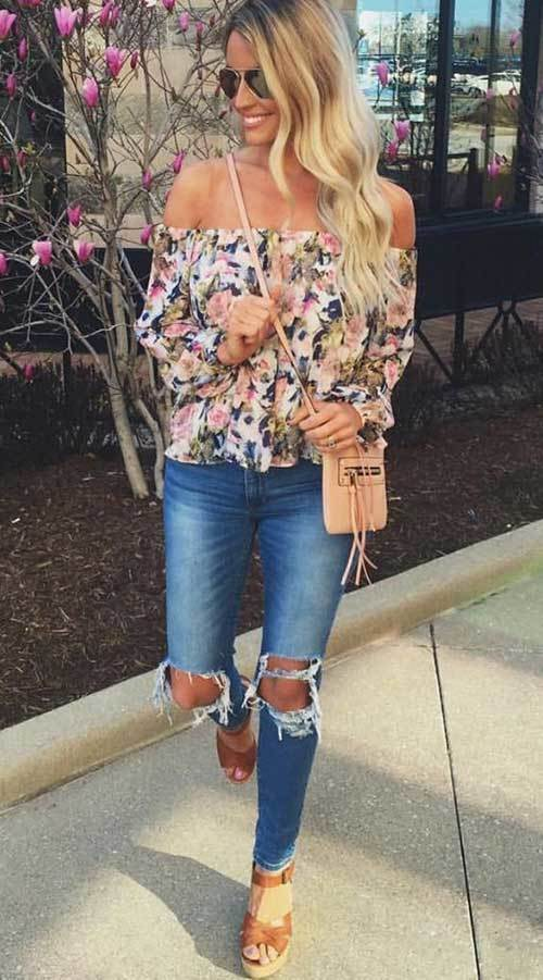 Blooming Spring Fashion Ideas