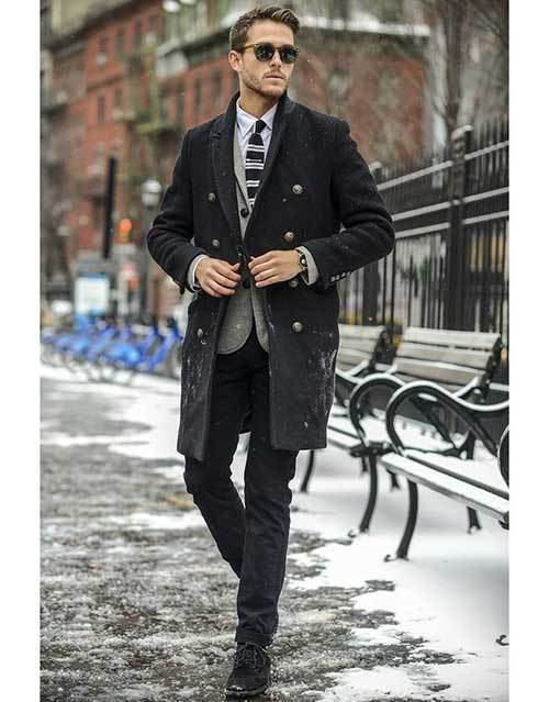 Business Casual Looks for Men
