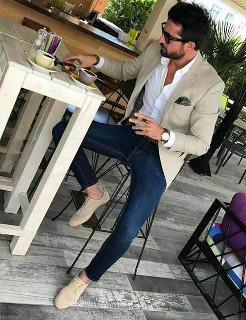 Business Style Clothes Men
