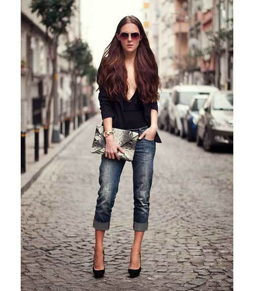 Cute Casual Blazer Jacket Outfits