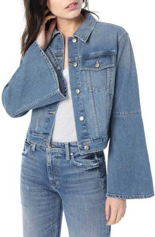 Casual Denim Jeans for Ladies