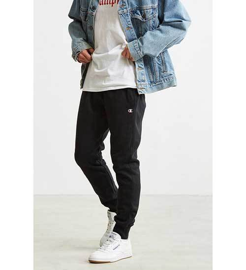 Casual Jogger Outfits for Men