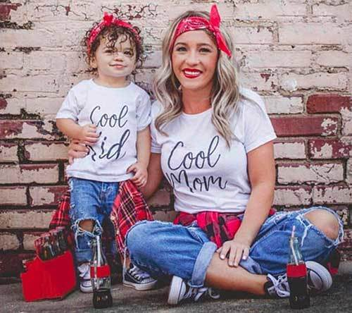 Cool Family Portrait Outfit Ideas