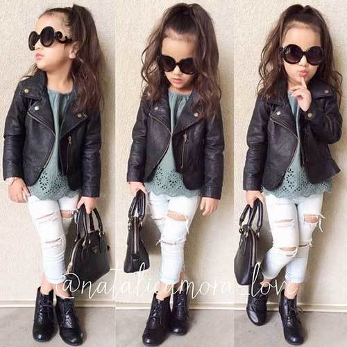 Little Girl Cool Outfits