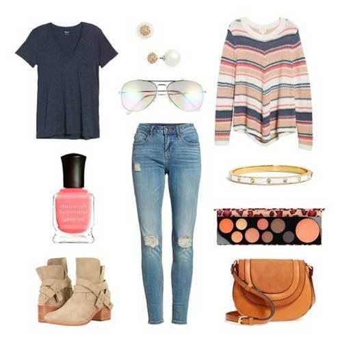 Cozy Spring Fashion Ideas