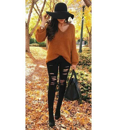 Cute Fall Outfit Ideas 2019