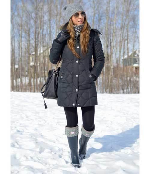 Cute Winter Outwear for Girls
