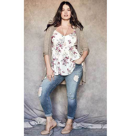 Cute Daily Plus Size Outfits