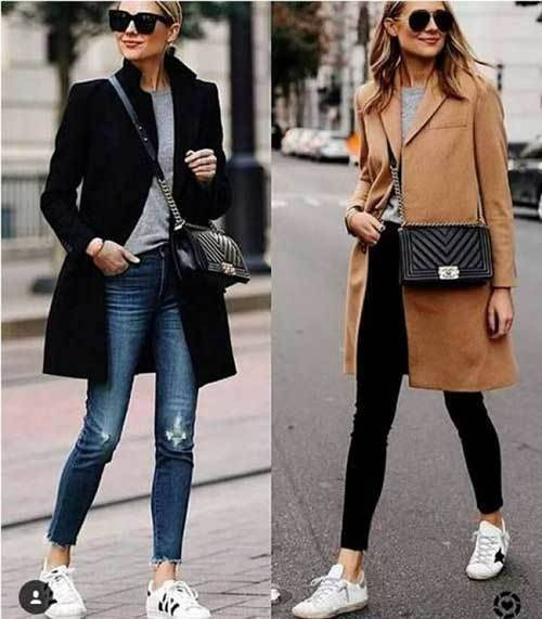 Elegant Casual Trench Coat Outfits