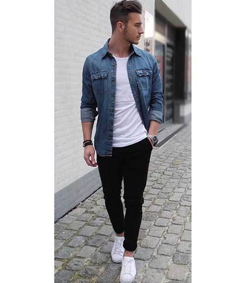 Fashionable Casual Outfits for Men