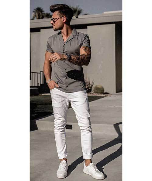 Mens Fashionable Party Outfit Ideas