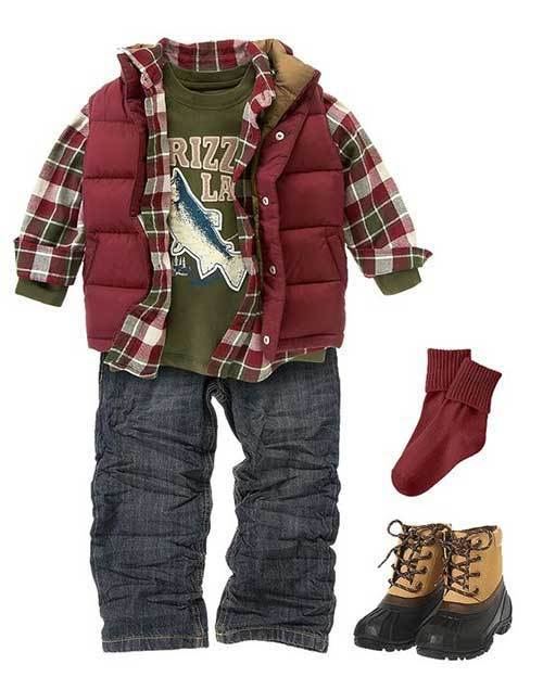 Little Kid Country Outfits