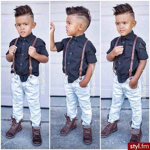 Little Kid Dressy Outfits