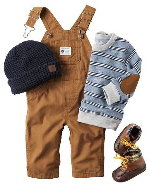 Little Kid Overall Outfits