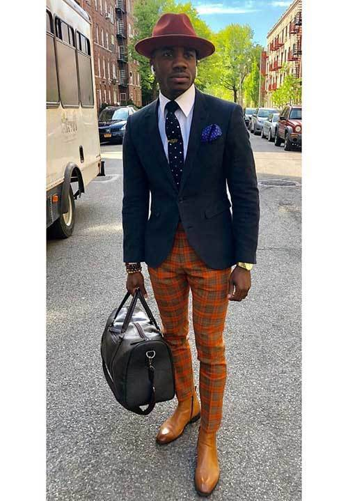 Business Classy Outfits Male