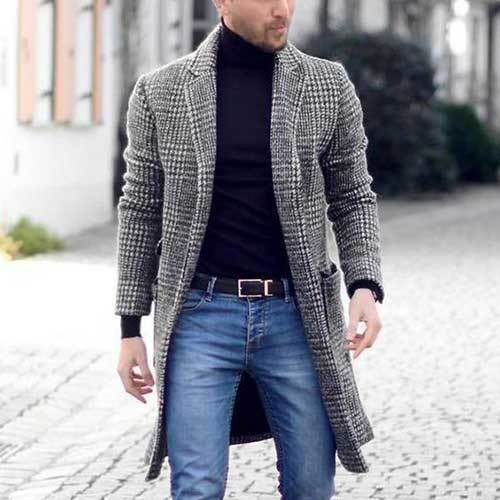 Business Skinny Jeans Outfits Male