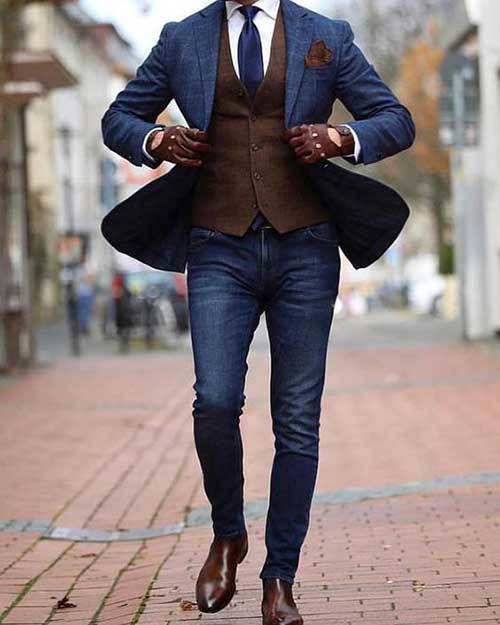 Business Smart Outfits Male