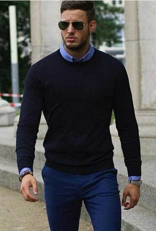 Business Trendy Outfits Male