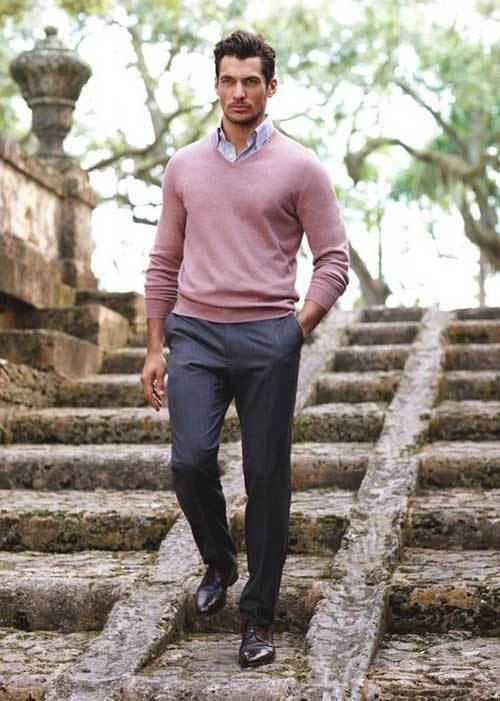 Business office Outfits Male