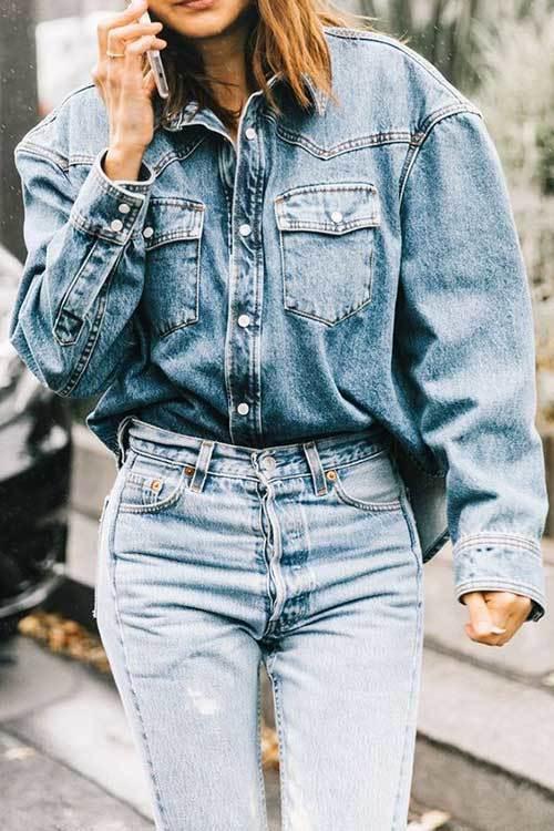 New Denim Jeans for Ladies
