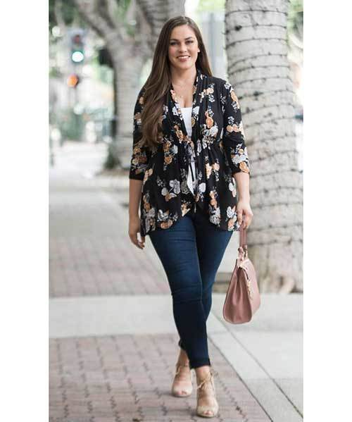 Cute Plus Size Bloom Outfits
