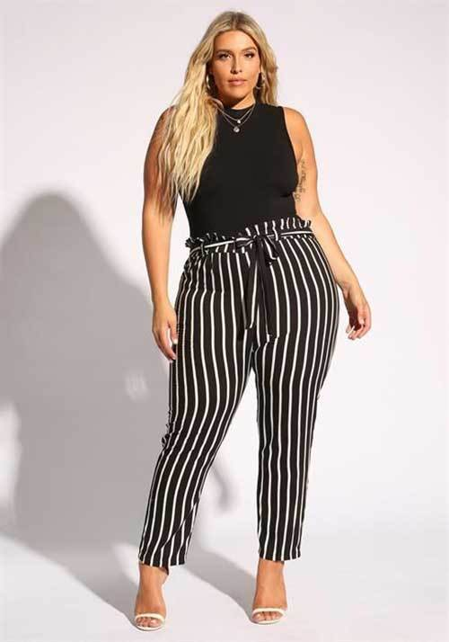 35 Plus Size Outfit Ideas for Ladies with Style - Outfit & Fashion