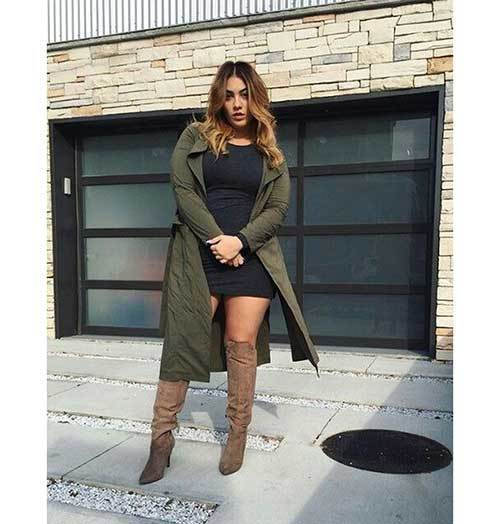 Cute Plus Size Date Outfits
