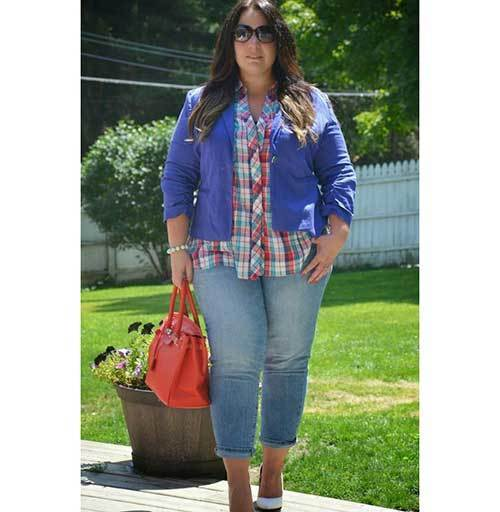 Cute Plus Size Fall Outfits