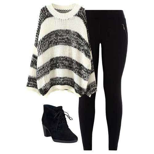 Cute Plus Size High School Outfits