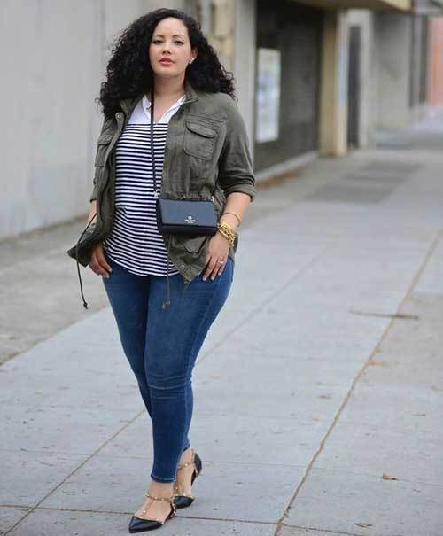 Cute Plus Size Outfit Ideas