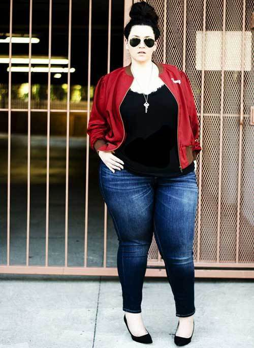Cute Plus Size Party Outfits