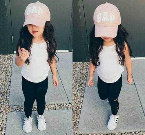 Pretty Outfits for Little Girls