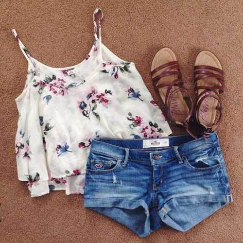 Simple Summer Outfits for Women