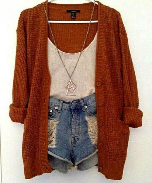 Spring Sweater Fashion Ideas