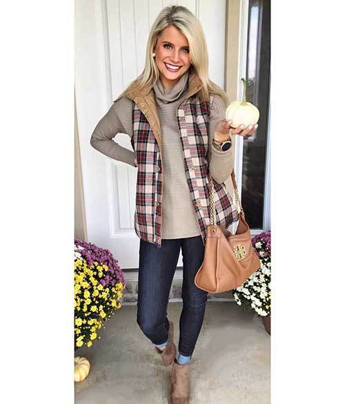 Stylish Fall Outfit Ideas 2019
