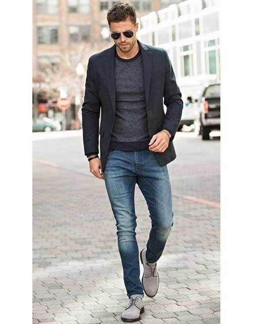 Latest Casual Blazer Outfits
