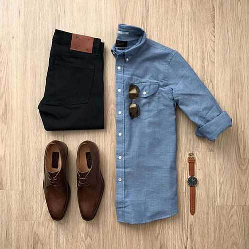 Latest Everyday Outfits for Men