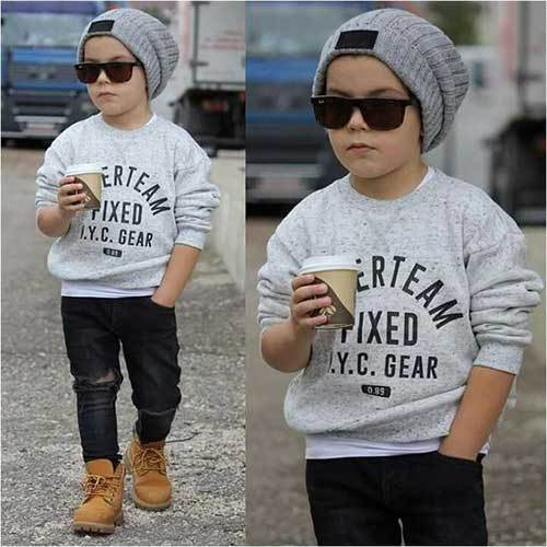 Trendy Toddler Boy Outfits