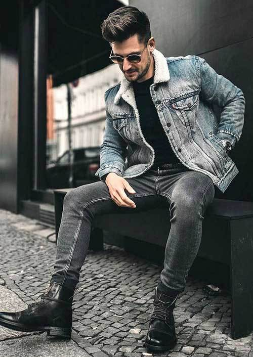 Latest Winter Outfits for Men