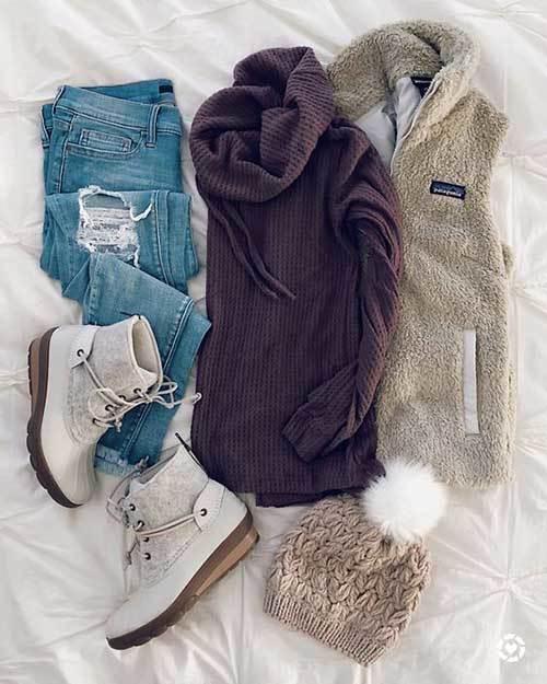 Warm Winter Ideas for Women