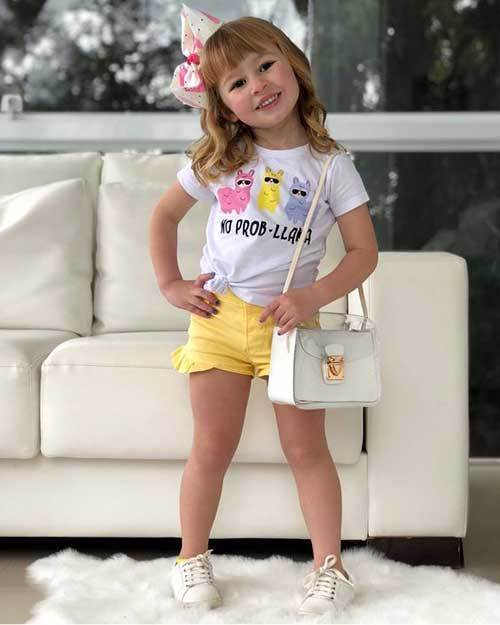 Adorable Toddler Girl Outfit Ideas