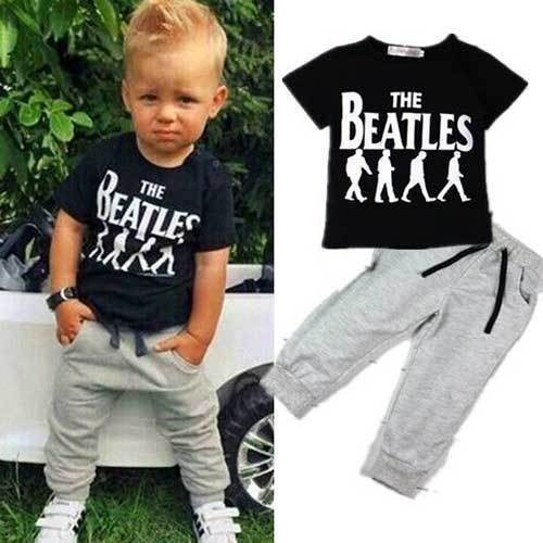 Adorable Little Boy Outfits