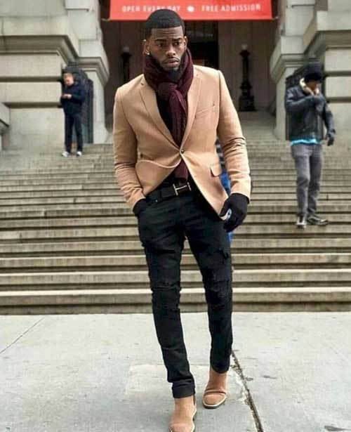 Classy Mens Office Outfits
