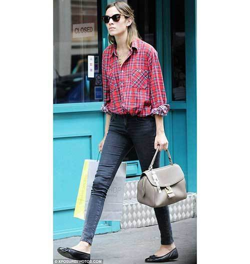 Celebrity Jeans Outfit Ideas