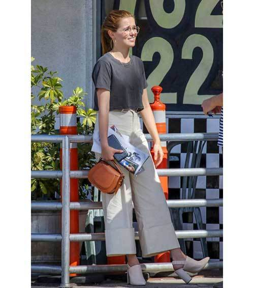 Celebrity Street Outfit Ideas
