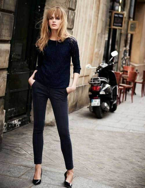 Chic Street Style Outfits