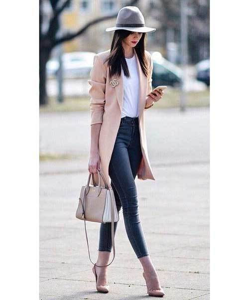 Classy Jeans Outfits