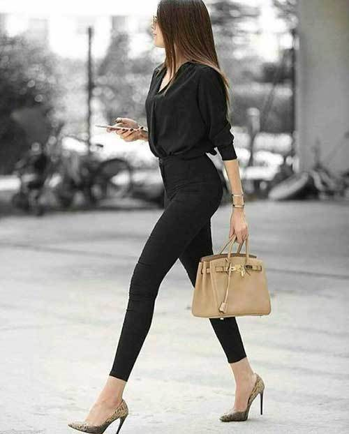 25 Classy Outfits and Our Guide To Look Elegant - Outfit ...